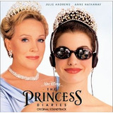 Cd The Princess Diaries [soundtrack] John Debney